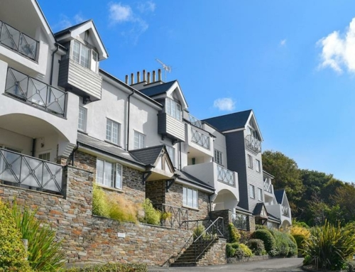 St Elmo Court, Salcombe